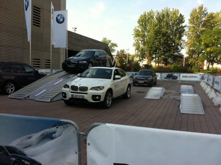 BMW Parcours