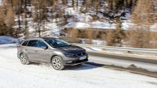 Seat Lein X-Perience: Ein Allradantrieb ersetzt keine Schneeketten!