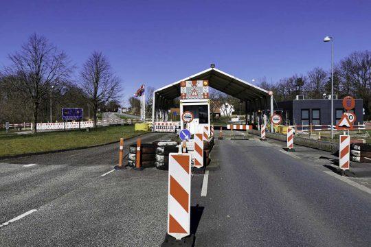 Corona Dänemark Grenze